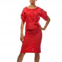 Костюм: юбка и блузон