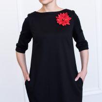 Платье женское трикотажное 17c-05