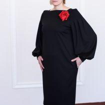 Платье женское трикотажное 17c-04