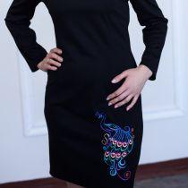 Платье женское трикотажное 17c-14