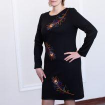 Платье женское трикотажное 17c-13